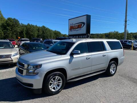 2015 Chevrolet Suburban for sale at Billy Ballew Motorsports in Dawsonville GA