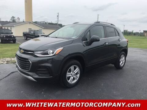 2017 Chevrolet Trax for sale at WHITEWATER MOTOR CO in Milan IN