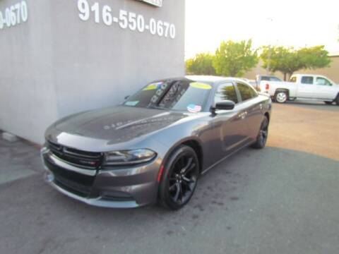 2017 Dodge Charger for sale at LIONS AUTO SALES in Sacramento CA
