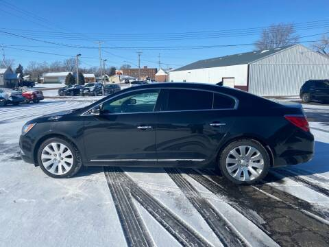 2014 Buick LaCrosse for sale at Diede's Used Cars in Canistota SD