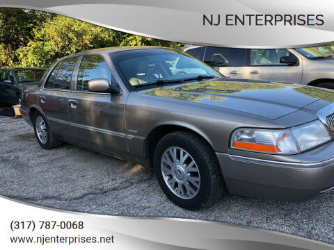 2005 Mercury Grand Marquis for sale at NJ Enterprises in Indianapolis IN