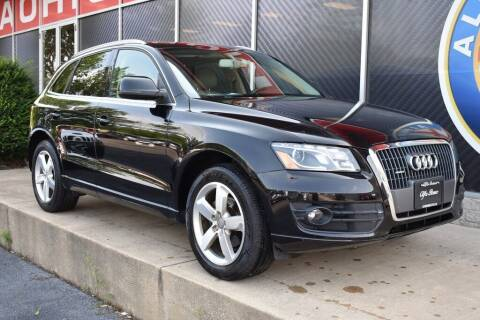 2012 Audi Q5 for sale at Alfa Romeo & Fiat of Strongsville in Strongsville OH