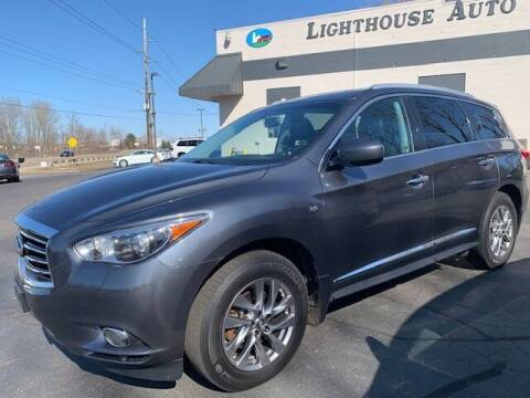 2014 Infiniti QX60 for sale at Lighthouse Auto Sales in Holland MI