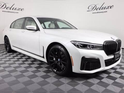 2021 BMW 7 Series for sale at DeluxeNJ.com in Linden NJ