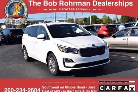 2021 Kia Sedona for sale at BOB ROHRMAN FORT WAYNE TOYOTA in Fort Wayne IN