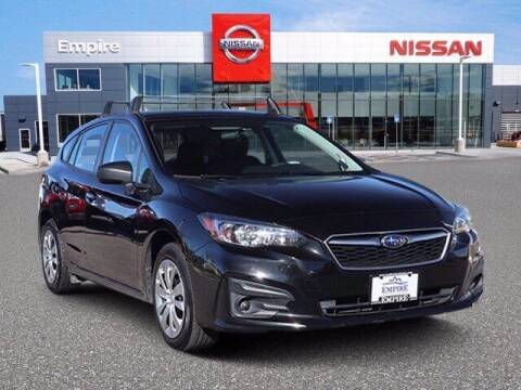 2019 Subaru Impreza for sale at EMPIRE LAKEWOOD NISSAN in Lakewood CO