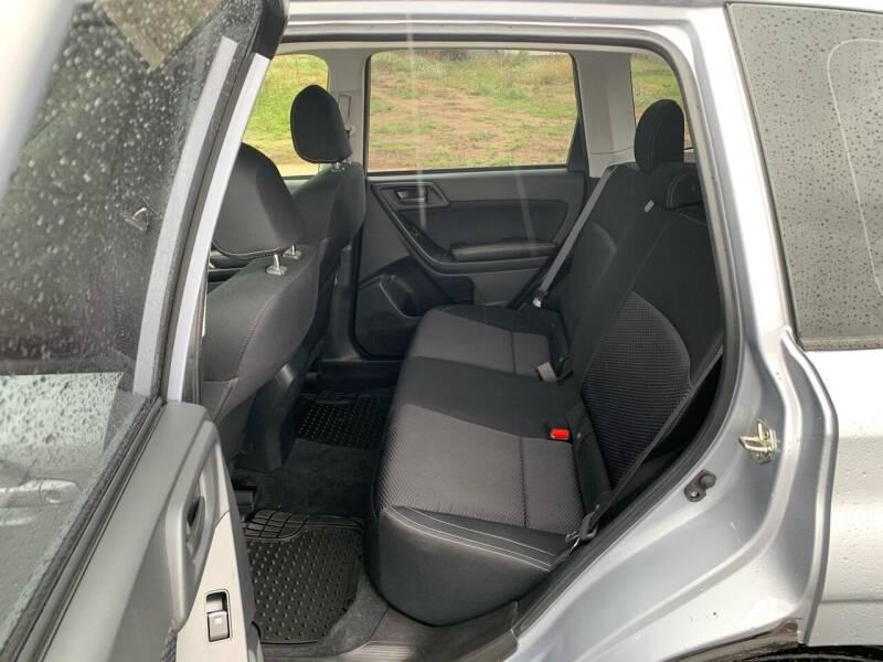 2017 Subaru Forester AWD 2.5i 4dr Wagon CVT - Farmington MN