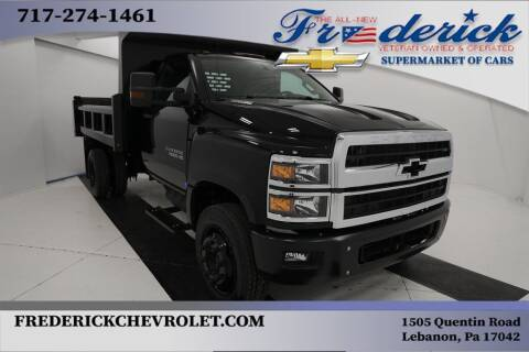 2019 Chevrolet Silverado 4500HD for sale at Lancaster Pre-Owned in Lancaster PA