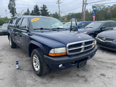 2004 Dodge Dakota for sale at I57 Group Auto Sales in Country Club Hills IL