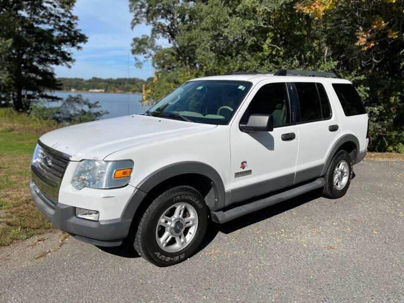 2006 Ford Explorer for sale at Elite Pre-Owned Auto in Peabody MA