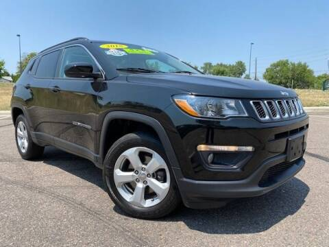 2018 Jeep Compass for sale at UNITED Automotive in Denver CO
