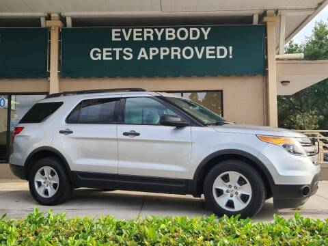 2013 Ford Explorer for sale at Dunn-Rite Auto Group in Longwood FL