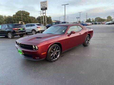 2019 Dodge Challenger for sale at DOW AUTOPLEX in Mineola TX