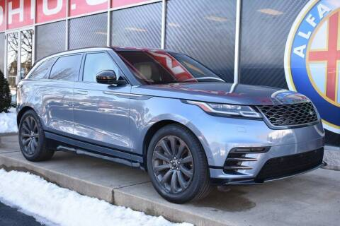 2018 Land Rover Range Rover Velar for sale at Alfa Romeo & Fiat of Strongsville in Strongsville OH