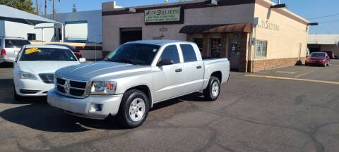 2008 Dodge Dakota for sale at Auto Solutions in Mesa AZ