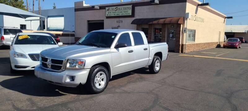 2008 Dodge Dakota for sale at Auto Solutions in Mesa AZ