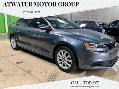 2011 Volkswagen Jetta for sale at Atwater Motor Group in Phoenix AZ