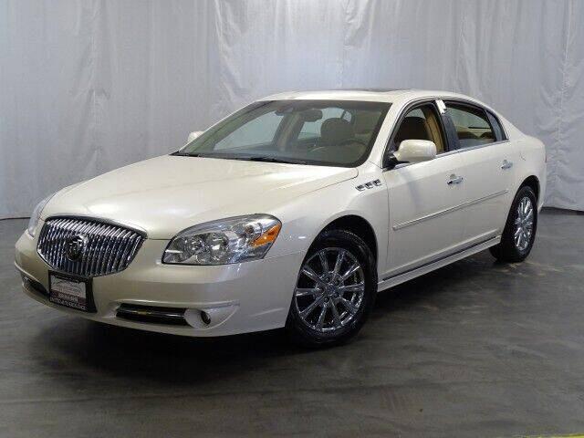 2011 Buick Lucerne for sale at United Auto Exchange in Addison IL