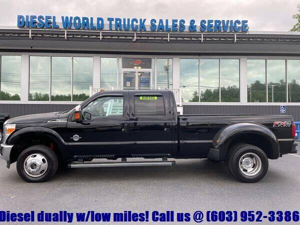 2016 Ford F-350 Super Duty for sale at Diesel World Truck Sales in Plaistow NH