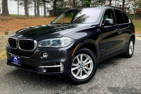 2015 BMW X5 for sale at TRUST AUTO in Sykesville MD