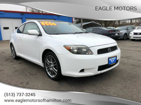 2006 Scion tC for sale at Eagle Motors in Hamilton OH