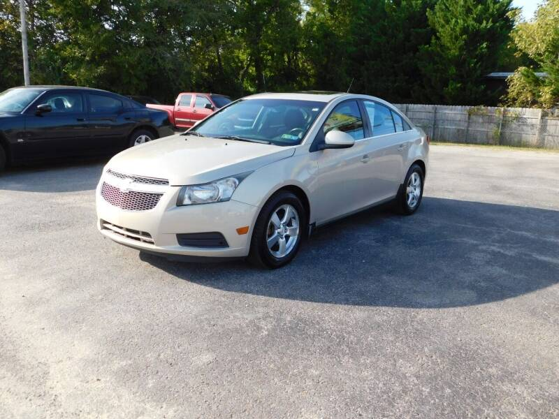 2011 Chevrolet Cruze for sale at Advance Auto Sales in Florence AL