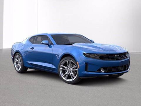 2021 Chevrolet Camaro for sale at Jimmys Car Deals in Livonia MI
