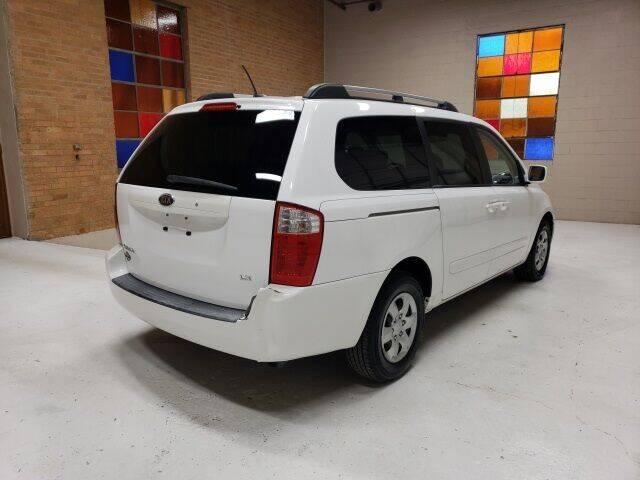 2009 Kia Sedona LX 4dr Mini-Van LWB - Comanche TX