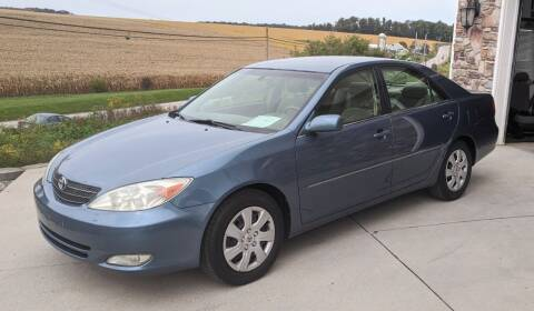 2003 Toyota Camry for sale at Cub Hill Motor Co in Stewartstown PA