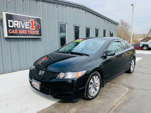 2009 Honda Civic for sale at Drive 1 Car & Truck in Springfield OH