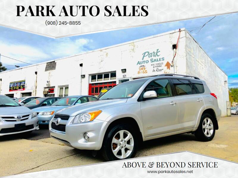 2011 Toyota RAV4 for sale at PARK AUTO SALES in Roselle NJ
