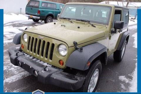 2013 Jeep Wrangler for sale at Wally Armour Chrysler Dodge Jeep Ram in Alliance OH