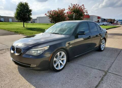2008 BMW 5 Series for sale at DFW Autohaus in Dallas TX
