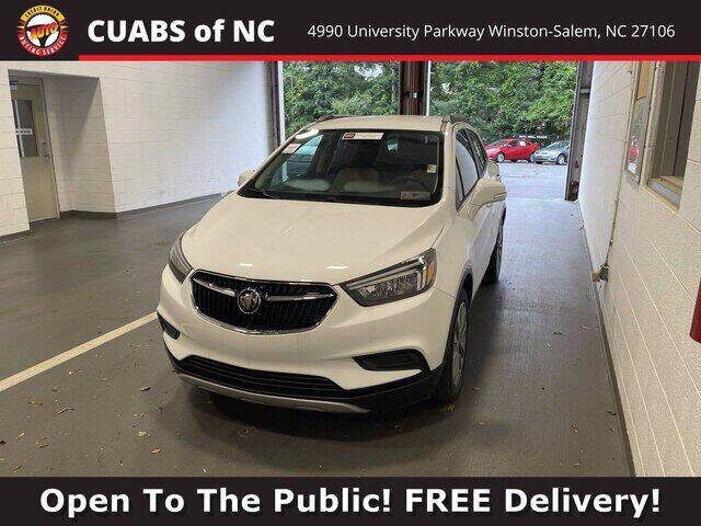 2019 Buick Encore for sale at Summit Credit Union Auto Buying Service in Winston Salem NC