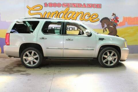 2010 Cadillac Escalade for sale at Sundance Chevrolet in Grand Ledge MI