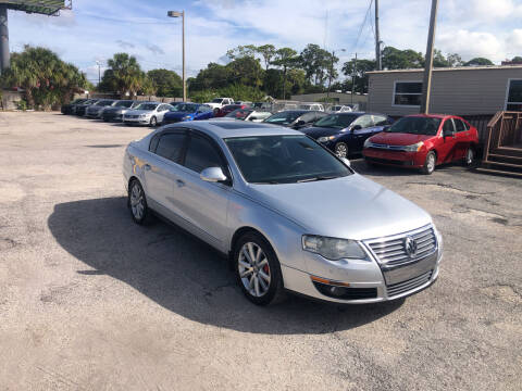 2006 Volkswagen Passat for sale at Friendly Finance Auto Sales in Port Richey FL
