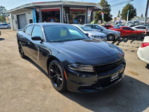 2017 Dodge Charger for sale at Imports Auto Sales & Service in San Leandro CA