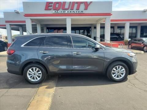 2020 Kia Sorento for sale at EQUITY AUTO CENTER in Phoenix AZ