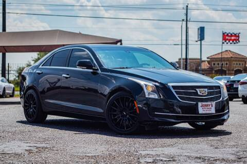 2015 Cadillac ATS for sale at Jerrys Auto Sales in San Benito TX