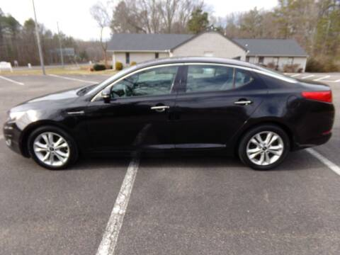 2011 Kia Optima for sale at West End Auto Sales LLC in Richmond VA