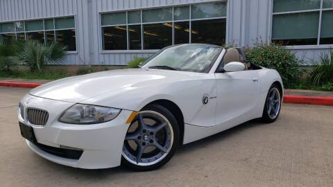 2006 BMW Z4 for sale at Houston Auto Preowned in Houston TX