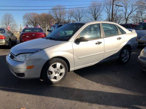 2007 Ford Focus for sale at Michaels Used Cars Inc. in East Lansdowne PA
