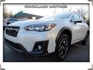 2018 Subaru Crosstrek for sale at Rockland Automall - Rockland Motors in West Nyack NY