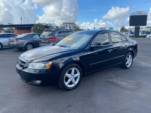 2007 Hyundai Sonata for sale at Real Car Sales in Orlando FL