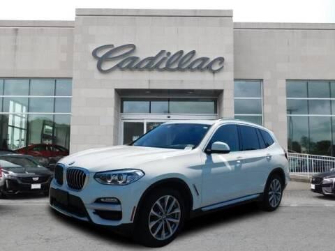 2019 BMW X3 for sale at Radley Cadillac in Fredericksburg VA