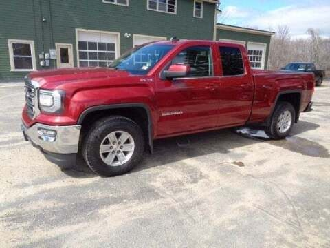 2018 GMC Sierra 1500 for sale at SCHURMAN MOTOR COMPANY in Lancaster NH