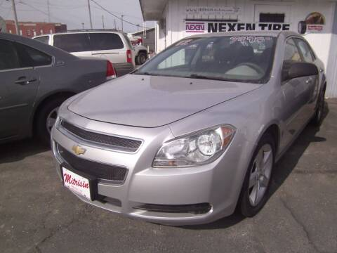 2012 Chevrolet Malibu for sale at MITRISIN MOTORS INC in Oskaloosa IA