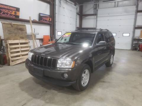 2006 Jeep Grand Cherokee for sale at Hometown Automotive Service & Sales in Holliston MA