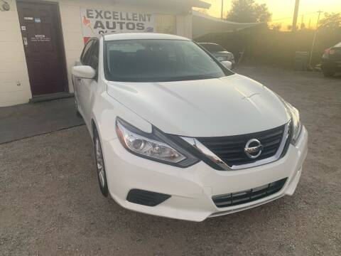 2018 Nissan Altima for sale at Excellent Autos of Orlando in Orlando FL