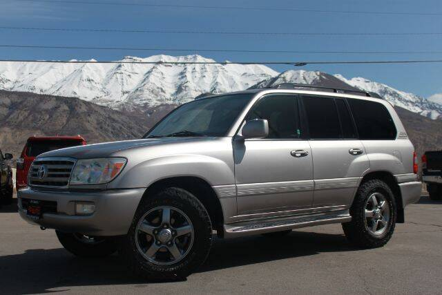 2006 Toyota Land Cruiser for sale at REVOLUTIONARY AUTO in Lindon UT